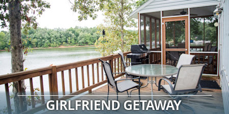 Girlfriend Getaway