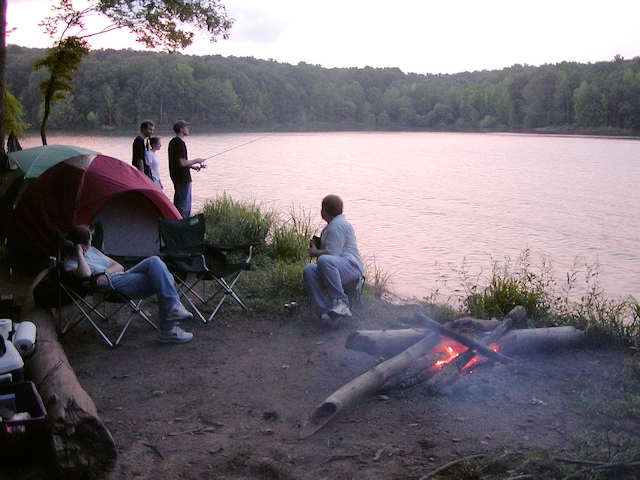 Kentucky Lake Lake Barkley Backcountry Camping