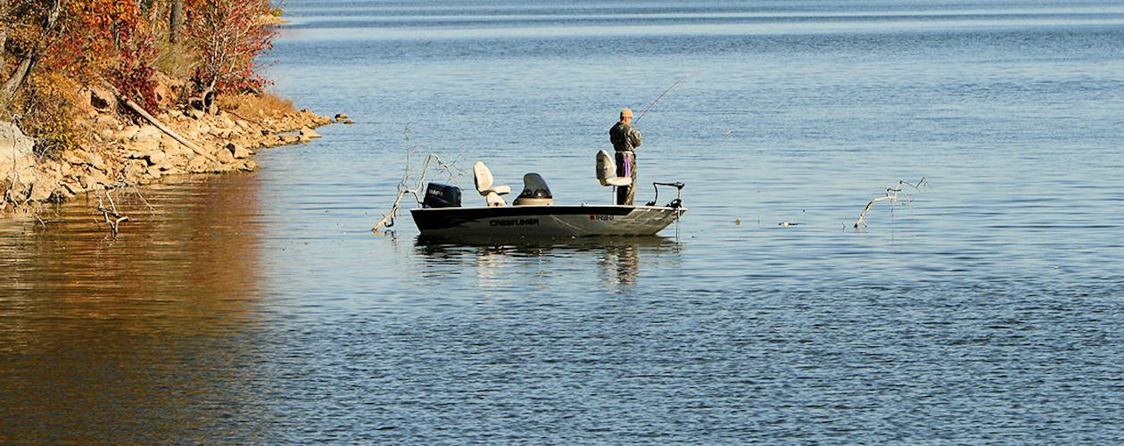 Fishing Boat Rentals on Kentucky Lake and Lake Barkley