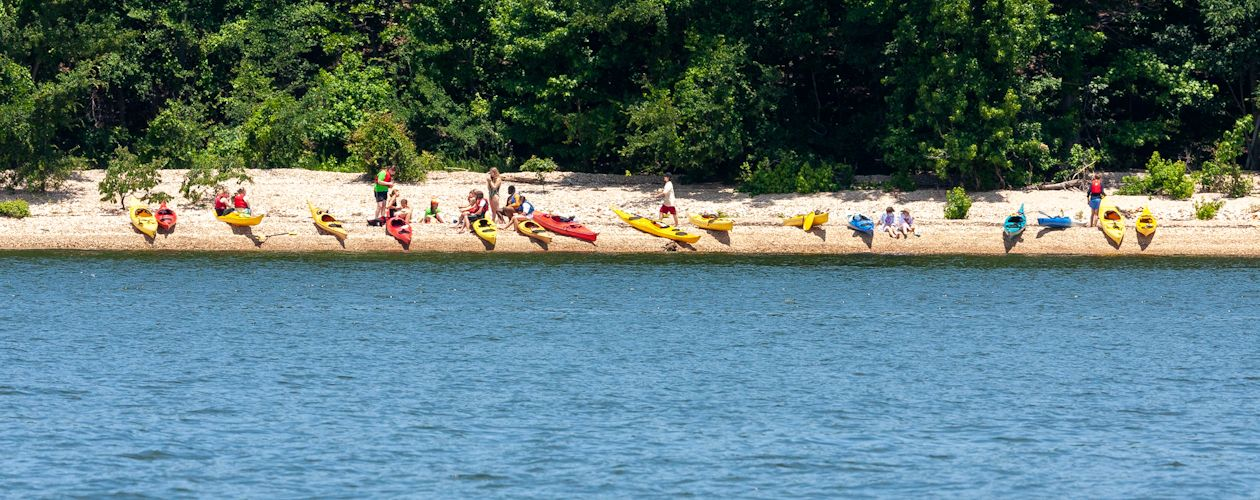 Kayak/Canoe Rentals on Kentucky Lake and Lake Barkley