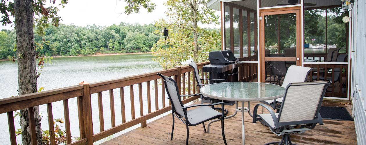 Kentucky Lake Lodging and Lake Barkley Lodging