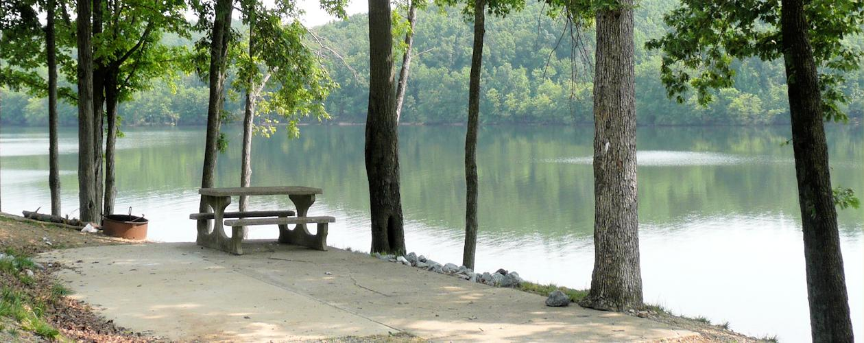Parks in the Kentucky Lake Area