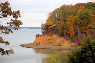 Enjoy the Fall Colors at Land Between The Lakes