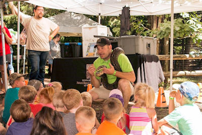 Cool Critters Day Planned at Woodlands Nature Station