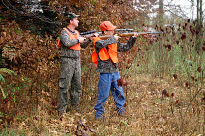 Land Between the Lakes Quota Deer Hunt 