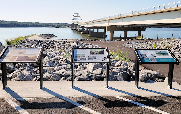New Lake Barkley Bridge Officially Open with Today's Ribbon Cutting