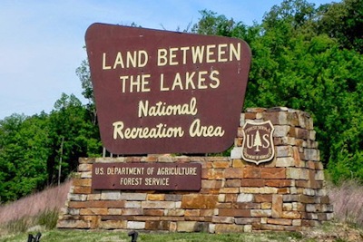 Land Between the Lakes Eases Campfire 